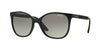 Vogue VO5032S Square Sunglasses  W44/11-BLACK 54-18-140 - Color Map black