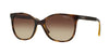 Vogue VO5032S Square Sunglasses  W65613-DARK HAVANA 54-18-140 - Color Map havana