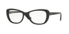 Vogue VO5049 Butterfly Eyeglasses  W44-BLACK 54-17-135 - Color Map black