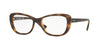Vogue VO5049 Butterfly Eyeglasses  W656-DARK HAVANA 54-17-135 - Color Map havana