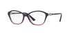 Vogue VO5057 Irregular Eyeglasses  2413-TOP VIOLET GRADIENT VIOLET 53-16-140 - Color Map violet