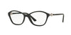 Vogue VO5057 Irregular Eyeglasses  W44-BLACK 53-16-140 - Color Map black