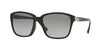 Vogue VO5093BF Square Sunglasses  W44/11-BLACK 56-18-135 - Color Map black