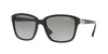 Vogue VO5093SB Square Sunglasses  W44/11-BLACK 54-18-130 - Color Map black