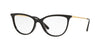 Vogue VO5239 Cat Eye Eyeglasses  W44-BLACK 54-16-140 - Color Map black