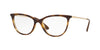 Vogue VO5239 Cat Eye Eyeglasses  W656-TORTOISE 54-16-140 - Color Map havana