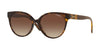 Vogue VO5246SF Round Sunglasses  W65613-DARK HAVANA 54-16-140 - Color Map havana