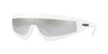 Vogue ZOOM-IN VO5257S Rectangle Sunglasses  27216V-WHITE 37-137-120 - Color Map white