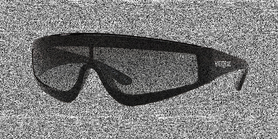 Vogue ZOOM-IN VO5257S Rectangle Sunglasses  W44/11-BLACK 37-137-120 - Color Map black