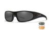 WILEY X Romer 3 Sunglasses  Matte Black 63-19-128