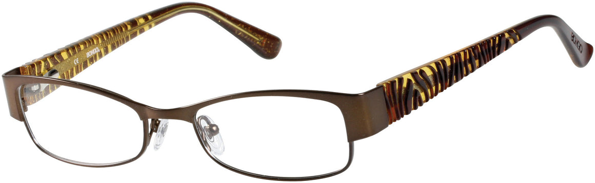 Bongo BG0104 Eyeglasses L39-L39 - Matt Brown