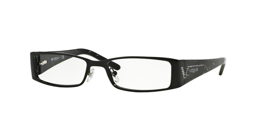 Vogue VO3660B Eyeglasses 352-GLOSS BLACK