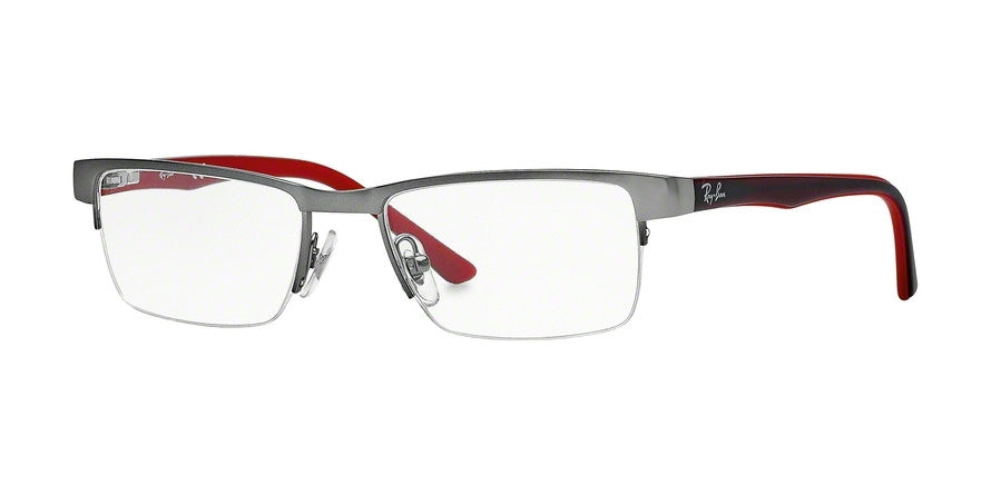 Ray-Ban Junior Vista RY1034 Eyeglasses 4020-MATTE GUNMETAL