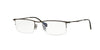 Ray-Ban Optical RX6291 Eyeglasses 2786-SHINY BROWN