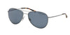 Polo PH3084 Sunglasses 904681-MATTE SILVER