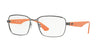 Ray-Ban Optical RX6308 Eyeglasses 2817-MATTE GUNMETAL