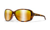 WILEY X WX Affinity Sunglasses  Matte Demi 66-14-125