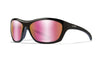 WILEY X WX Glory Sunglasses  Gloss Black 66-15-125
