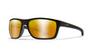 WILEY X WX Kingpin Sunglasses  Matte Black 60-19-122
