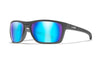 WILEY X WX Kingpin Sunglasses  Matte Graphite 60-19-122