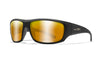 WILEY X WX Omega Sunglasses  Matte Black 66-17-125