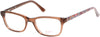 Candies CA0504 Eyeglasses 047-047 - Light Brown/other