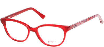Candies CA0505 Eyeglasses 068-068 - Red/other