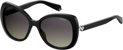 POLAROID Pld 4063/S/X Square Sunglasses 0807-Black