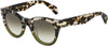 Rag & Bone Rnb 1015/S Tea Cup Sunglasses 0ACI-Gray Bksptd