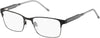 Tommy Hilfiger TH 1396 Rectangular Eyeglasses 0J29-0J29  Black Gray (00 Demo Lens)