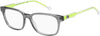 TOMMY HILFIGER Th 1427 Rectangular Eyeglasses 0Y5F-Gray Crystal Yellow