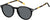 Tommy Hilfiger TH 1673/S Tea Cup Sunglasses 0WR7-0WR7  Black Havana (IR Gray Blue)