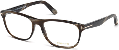 adc1c2a539aa0 Tom Ford FT5430 Geometric Eyeglasses For Male - AllureAid.com