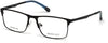 Gant GA3128 Rectangular Eyeglasses 002-002 - Matte Black