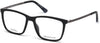 Gant GA3173 Rectangular Eyeglasses 001-001 - Shiny Black