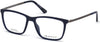Gant GA3173 Rectangular Eyeglasses 091-091 - Matte Blue