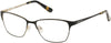 Guess By Marciano GM0238 Eyeglasses B84-B84 - Black