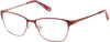 Guess By Marciano GM0238 Eyeglasses F61-F61 - Bordeaux