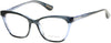 Guess By Marciano GM0287 Cat Eyeglasses 092-092 - Blue/other