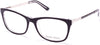 Guess By Marciano GM0324 Geometric Eyeglasses 005-005 - Black