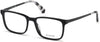 Guess GU1963-F Geometric Eyeglasses 005-005 - Black
