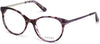Guess GU2680 Round Eyeglasses 083-083 - Violet/other