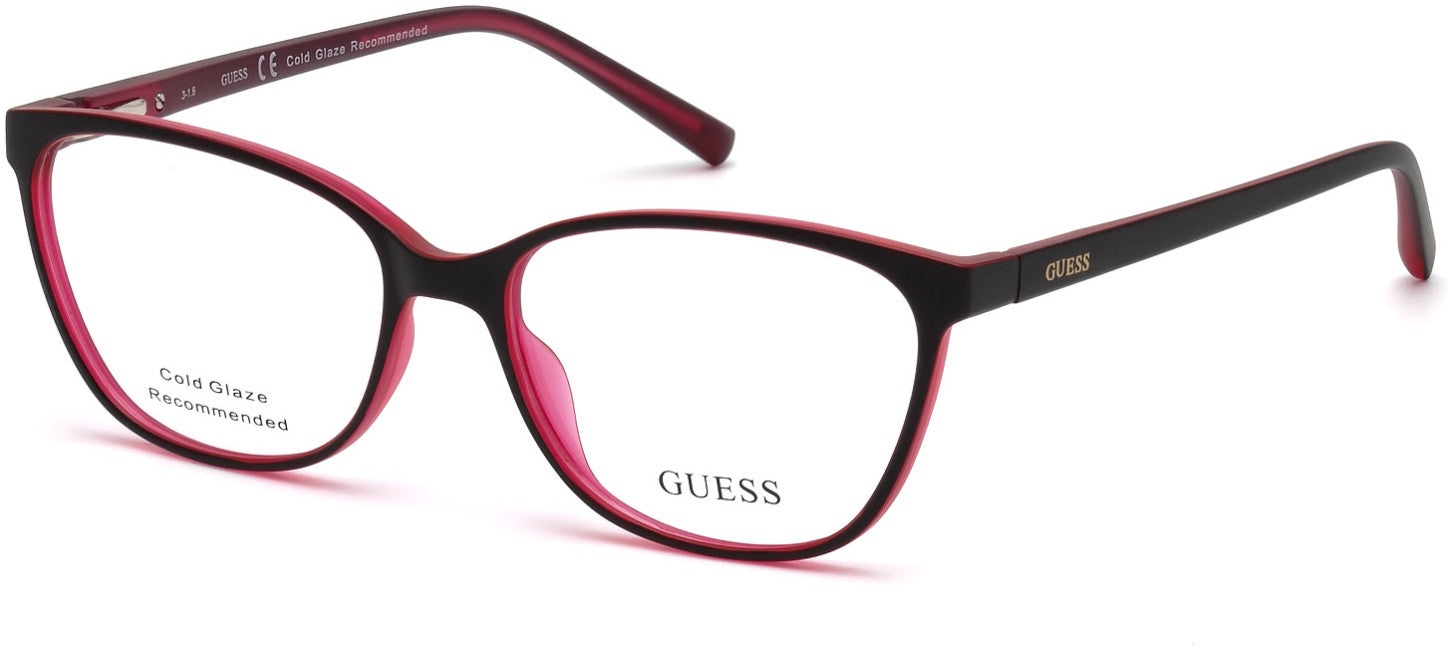 ffe8967b6d Guess GU3008 Cat Eyeglasses For Unisex - AllureAid.com