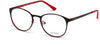 Guess GU3011 Round  Eyeglasses 005-005 - Black/other