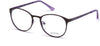 Guess GU3011 Round  Eyeglasses 050-050 - Dark Brown/other