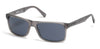 Harley-Davidson HD0918X Geometric Sunglasses 20A-20A - Grey / Smoke