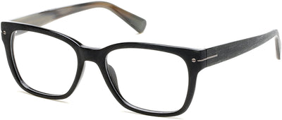 Kenneth Cole New York,Kenneth Cole Reaction KC0236 Eyeglasses 005-005 - Black/other