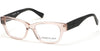 Kenneth Cole New York,Kenneth Cole Reaction Geometric KC0254 Eyeglasses 072-072 - Shiny Pink