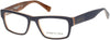 Kenneth Cole New York,Kenneth Cole Reaction KC0264 Eyeglasses 091-091 - Matte Blue