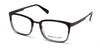 Kenneth Cole New York,Kenneth Cole Reaction KC0274 Geometric Eyeglasses 020-020 - Grey